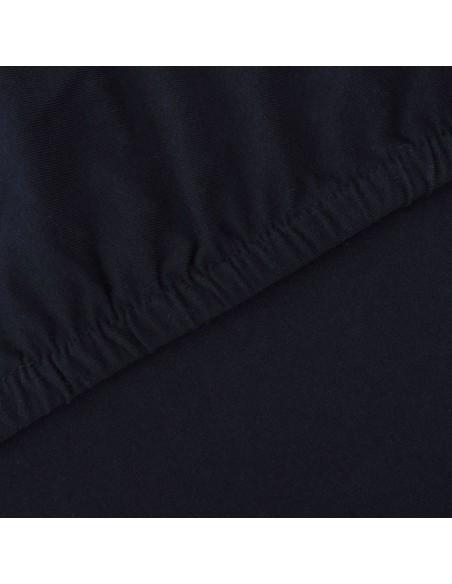 Juodos Unisex Bio Šlepetės per Pirštą Kamštiniu Padu, 41 Dydis | Batai | duodu.lt