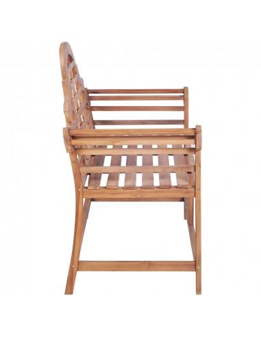 Valgomojo kėdės, 6 vnt., balta ir...