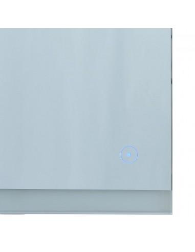 Konsolinis staliukas, MDF, baltos ir pilkai rudos spalvos | Žurnaliniai Staliukai | duodu.lt