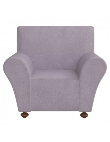Tamprus sofos užvalkalas, pilkas, džersio poliesteris | Baldų Užvalkalai | duodu.lt