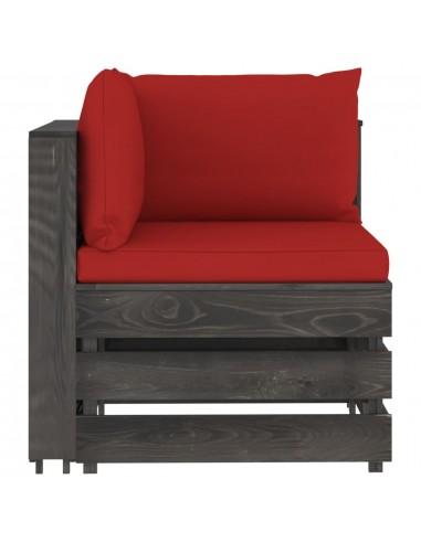 Atlošiamas krėslas, juodos ir raudonos spalvos, dirbtinė oda | Foteliai, reglaineriai ir išlankstomi krėslai | duodu.lt
