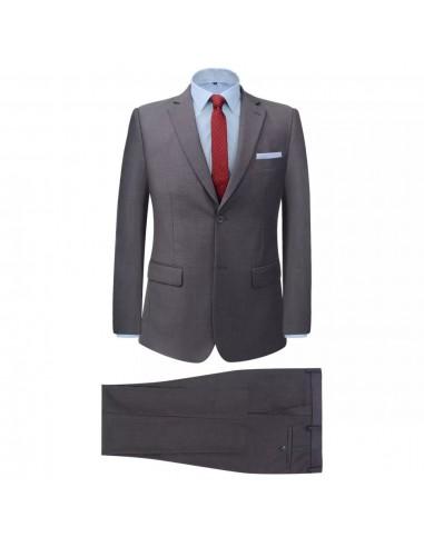 Vyriškas Dviejų Dalių Klasikinis Kostiumas, Pilkas, Dydis 46 | Kostiumai | duodu.lt