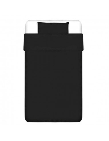 patalynės komplektas, antracito sp., medvilnė 135x200/80x80 cm | Pūkinės antklodės | duodu.lt