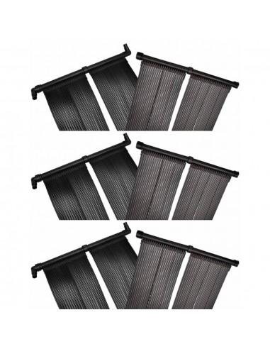 Baseino šildymo plokštės, 6vnt., 80x620cm (6x90349) | Baseino Šildytuvai | duodu.lt