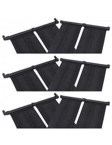 Baseino šildymo plokštės, 6vnt., 80x310cm (6x313994) | Baseino Šildytuvai | duodu.lt