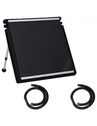 Saulės energiją naudojanti baseino šildymo plokštė, 75x75cm | Baseino Šildytuvai | duodu.lt