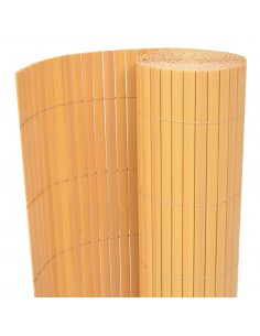 Kambario pertvara iš bambuko, natūralios spalvos, 250x195 cm  | Kambario Pertvaros | duodu.lt