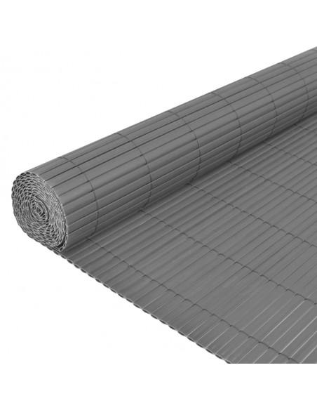 Kambario pertvara iš bambuko, balta, 250x195 cm | Kambario Pertvaros | duodu.lt