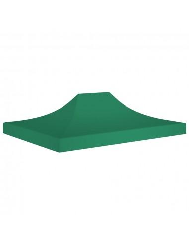 Proginės palapinės stogas, žalios spalvos, 4x3m, 270 g/m² | Tentų ir Pavėsinių Stogeliai | duodu.lt