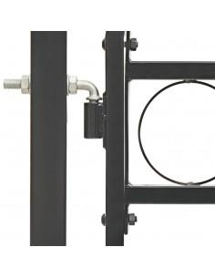 Lova su LED, 160 x 200 cm, audinys, tamsiai pilka  | Lovos ir Lovų Rėmai | duodu.lt