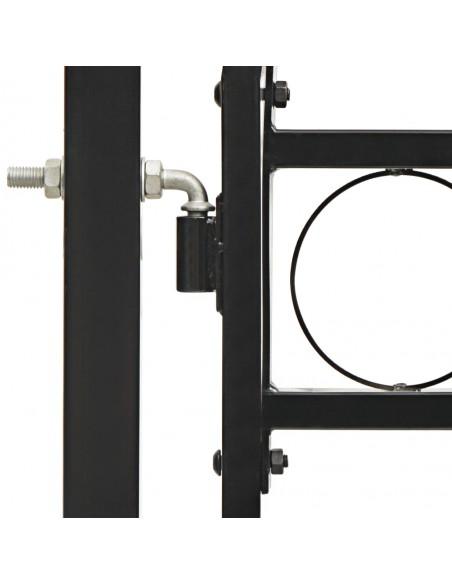 Lova su LED, 180 x 200 cm, audinys, tamsiai pilka  | Lovos ir Lovų Rėmai | duodu.lt