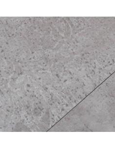3 Baltai Violetinės MDF Lentynos su Nematomais Laikikliais | Sieninės lentynos ir atbrailos | duodu.lt