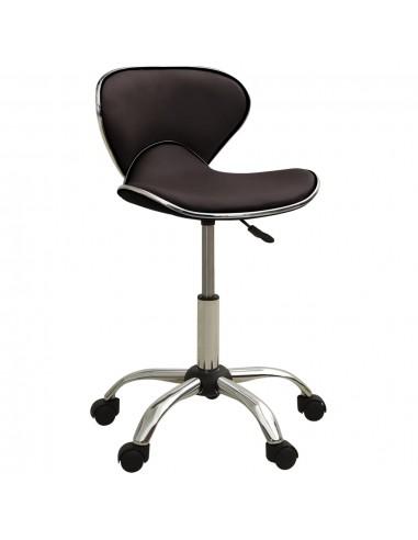 Spa salono kėdė, rudos spalvos, dirbtinė oda | Salonų Kėdės | duodu.lt