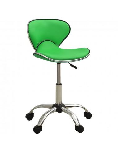 Spa salono kėdė, žalios spalvos, dirbtinė oda   Salonų Kėdės   duodu.lt