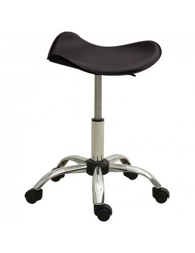 Spa salono taburetė, rudos spalvos, dirbtinė oda   Salonų Kėdės   duodu.lt