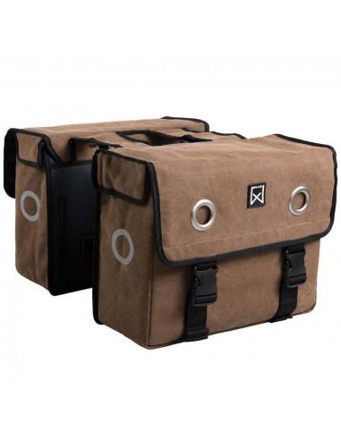 Willex Dviračio krepšiai, 40 l, ruda   Dviračių krepšiai ir pintinės   duodu.lt