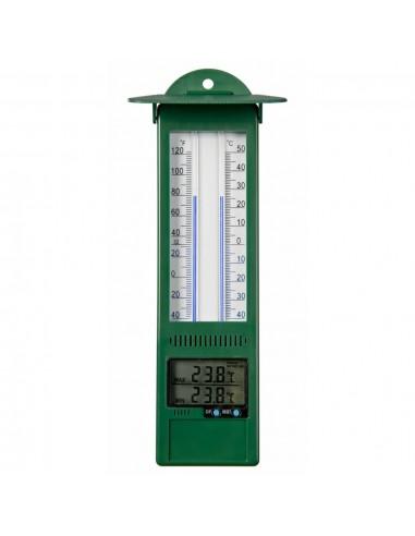 Nature Skaitmeninis lauko termometras, 9,5x2,5x24cm, min-max reikšmės   Meteorologijos prietaisai   duodu.lt