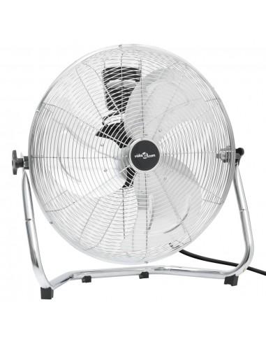 Pastatomas ventiliatorius, chromo, 55cm, 3 greičiai, 100W   Ventiliatoriai   duodu.lt