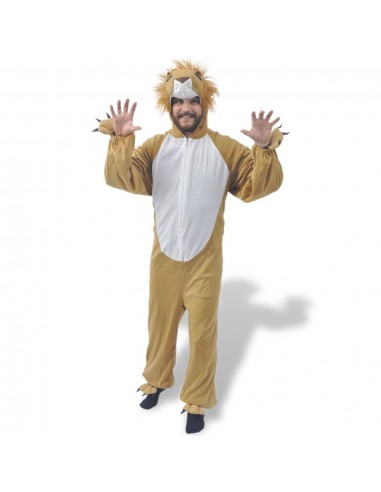 Karnavalinis Liūto Kostiumas, M-L Dydžio | Kostiumai | duodu.lt