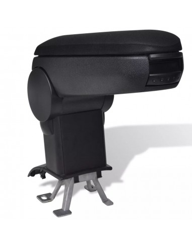 Juodas Automobilio Porankis - VW New Polo (2011)   Transporto Priemonių Sėdynės   duodu.lt