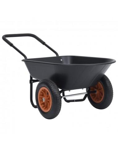 Karutis, juodos ir oranžinės spalvos, 78l, 100kg | Vienračiai | duodu.lt