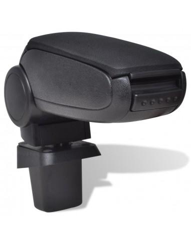 Juodas Automobilio Porankis - Suzuki SX4 (nuo 2007)   Transporto Priemonių Sėdynės   duodu.lt