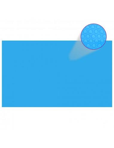 Baseino uždangalas, mėlynas, 500x300cm, PE, stačiakampis | Baseinų Uždangailai ir Apsauginės Plėvelės | duodu.lt