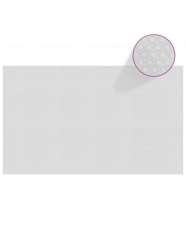 Saulę sugerianti baseino plėvelė, pilka, 1000x600cm, PE | Baseinų Uždangailai ir Apsauginės Plėvelės | duodu.lt