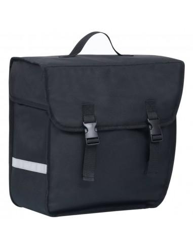 Viengubas krepšys dviračio bagažinei, juodas, 21l   Dviračių krepšiai ir pintinės   duodu.lt