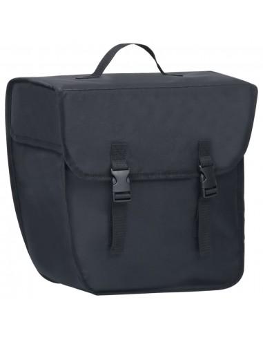 Viengubas krepšys dviračio bagažinei, juodas, 21l | Dviračių krepšiai ir pintinės | duodu.lt