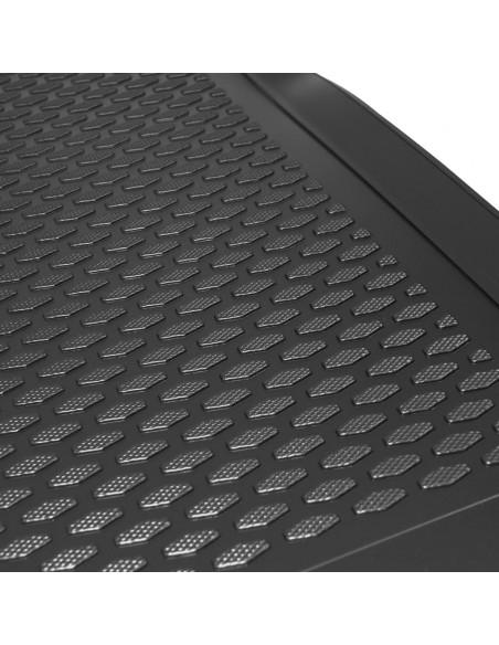 dirbtinės odos lovos rėmas, 180x200 cm, riestas, baltas | Lovos ir Lovų Rėmai | duodu.lt