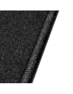 Lovos rėmas, 160 x 200 cm, dirbtinė oda, juodas ir baltas | Lovos ir Lovų Rėmai | duodu.lt