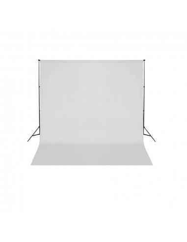 Fono rėmo sistema, 600 x 300 cm, balta | Fono Sistemos | duodu.lt
