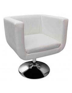 Valgomojo stalas ir kėdės, 7vnt., dirbtinė oda, ąžuolas, ruda   Virtuvės ir Valgomojo Baldų Komplektai   duodu.lt