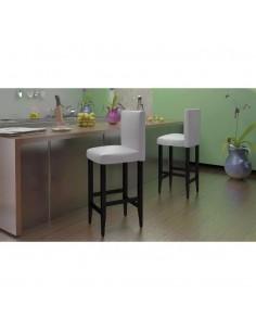 7 dalių valgomojo stalo ir kėdžių komplektas, balta | Virtuvės ir Valgomojo Baldų Komplektai | duodu.lt