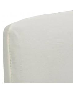 10 Stalo Servetėlių Komplektas, Baltos, 50 x 50 cm | Medžiaginės servetėlės | duodu.lt