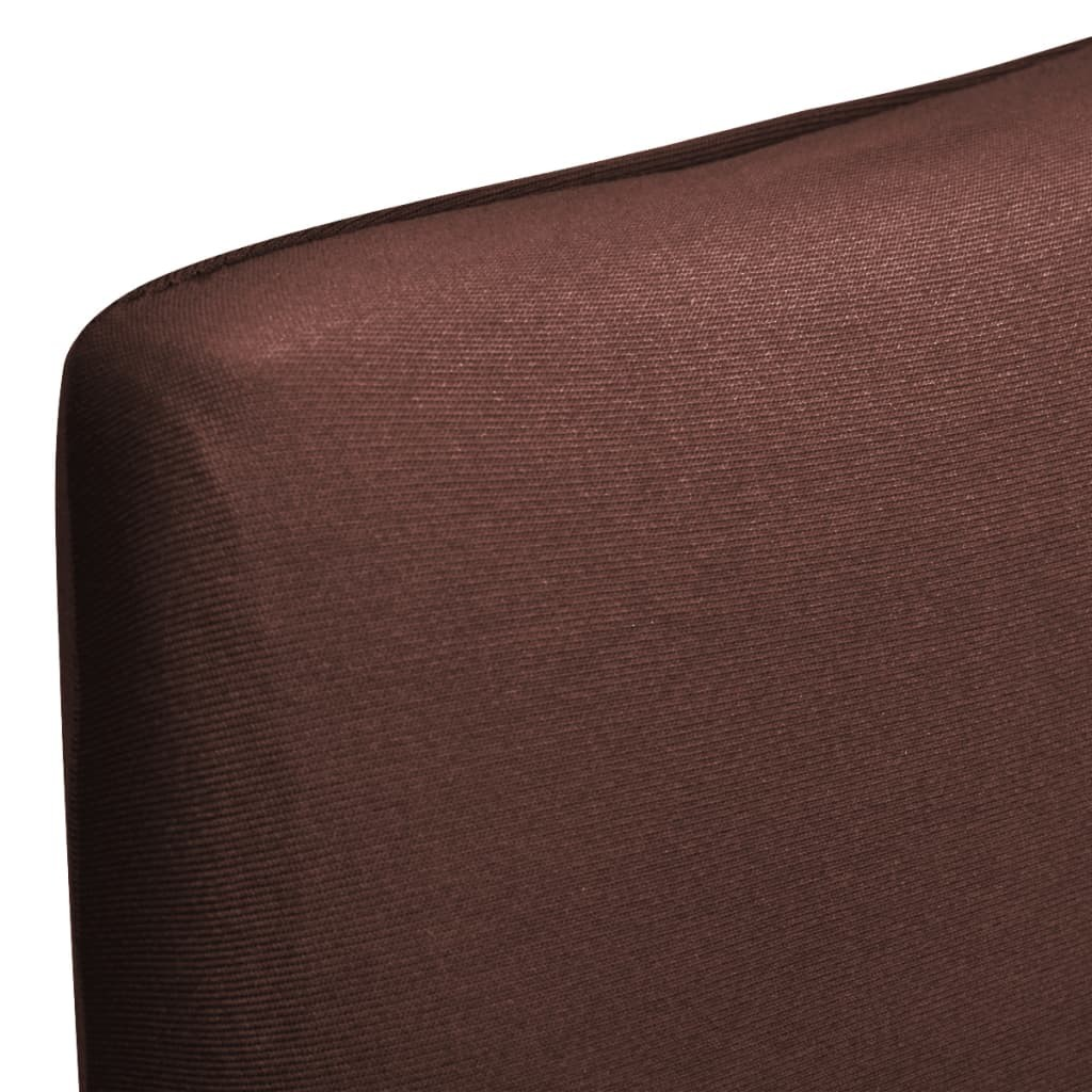 100 Stalo Servetėlių Komplektas, Baltos, 50 x 50 cm | Medžiaginės servetėlės | duodu.lt