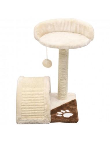 Konsolinis staliukas, tvirta ąžuolo mediena, 50x32x75 cm, rudas | Naktiniai Staliukai | duodu.lt