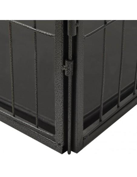 Naktinis staliukas, 2vnt., rausv. dalberg., 40x30x50cm | Naktiniai Staliukai | duodu.lt