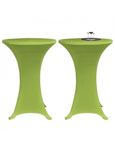 tampri staltiesė, skersmuo 80 cm, 2 vnt., žalios spalvos    Baldų Užvalkalai   duodu.lt