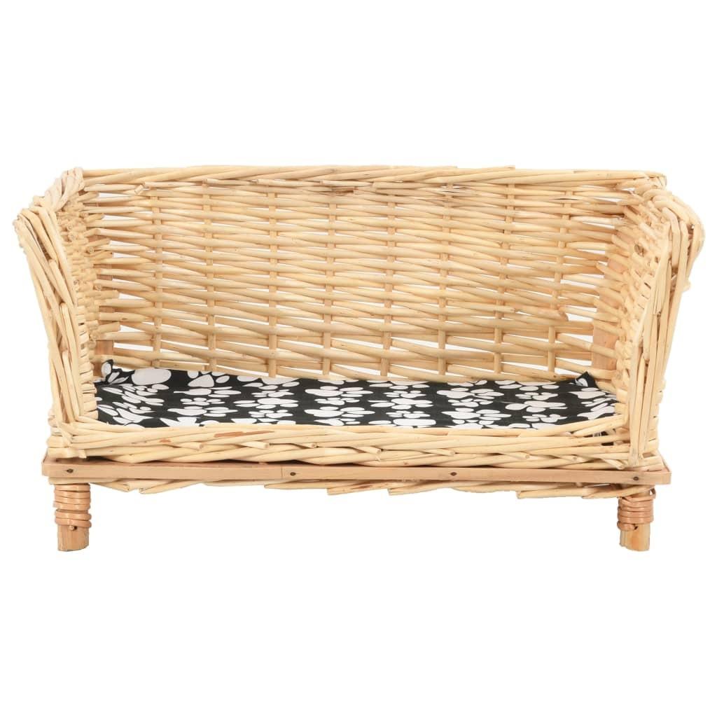Taburečių komplektas, 2vnt., bambukas su megzt. detal., įv. sp. | Sulankstomos Kėdės ir Taburetės | duodu.lt