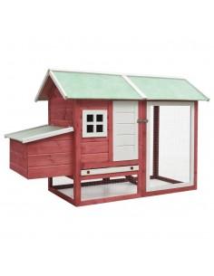 Konsolinis staliukas, 3 stalčiai, raudonmedis, 110x40x76cm | Žurnaliniai Staliukai | duodu.lt