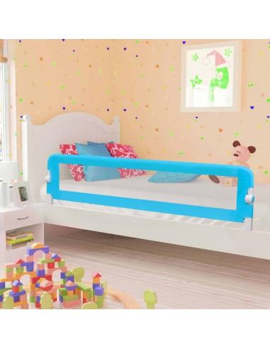 Apsauginis turėklas vaiko lovai, mėl. sp., 180x42cm, poliest.   Apsauginiai turėklai kūdikiams   duodu.lt