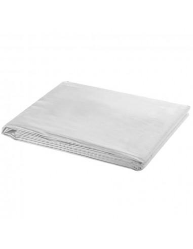 Fonas, baltas, 300x300 cm | Fono Sistemos | duodu.lt