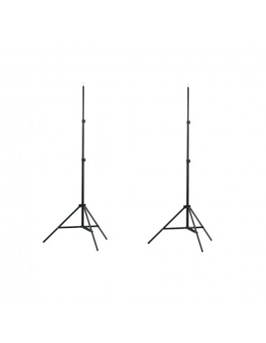 2 stovai lempoms, aukštis 78 - 210 cm  | Stovai ir Įranga Studijoms | duodu.lt