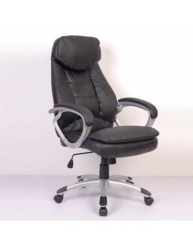 Odinė Dizainerio Biuro Kėdė, Juoda   Ofiso Kėdės   duodu.lt