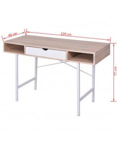 Kavos staliukas, aliuminis, tikmedis, 60x60x30cm  | Kavos Staliukai | duodu.lt
