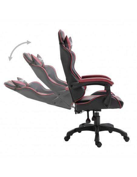 Poilsio kėdė, tikra oda, ruda | Foteliai, reglaineriai ir išlankstomi krėslai | duodu.lt