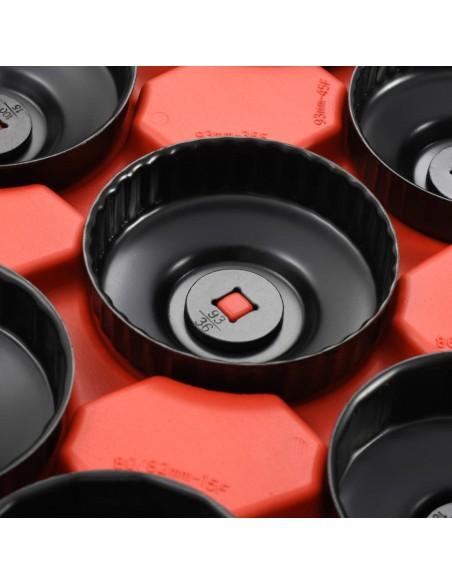 Kavos staliukų kompl., 2d., masyvi pušies med., baltas | Kavos Staliukai | duodu.lt