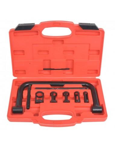 Vožtuvų nuspaudėjo įrankių rinkinys, 10 dalių   Darbo Įrankiai   duodu.lt